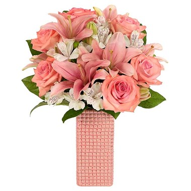 Pearlized Perfection Bouquet (BF405-11K)
